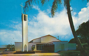 1970s Kailua Community Methodist Church