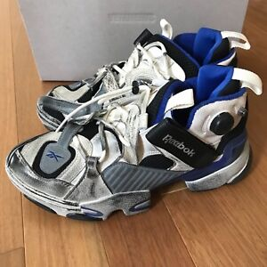 36adf489bc5223 Image is loading NIB-AUTH-VETEMENTS-x-Reebok-Genetically-Modified-Pump-