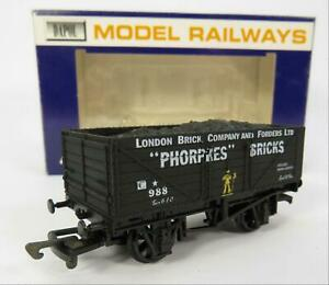 OO-Gauge-Dapol-Phorphes-Bricks-London-988-Limited-Edition-Wagon