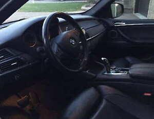 BMW XM5 2013 NOIR