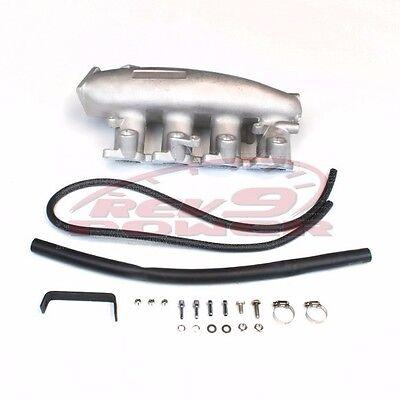 REV9 89-94 240sx S13 SR20DET Intake Manifold Chrome Plated Aluminum Casting