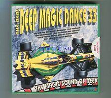 Deep Magic Dance 33, house - electro, CD
