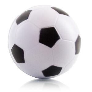 6x FOOTBALL stress boules (RELIEVER ADHD Autisme jouet éducatif)  </span>