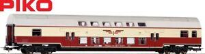 Piko-H0-58143-2-Doppelstockwagen-034-Sputnik-034-Bauart-DBmtrue-der-DR-NEU-OVP