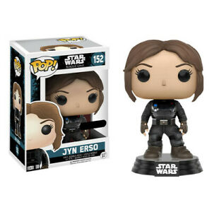 Star Wars Rogue One Jyn Erso Trooper US Exclusive Pop! Vinyl