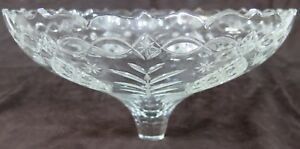 Replacement-Epergne-Glass-Bowl-Round-10-2-034-Diameter