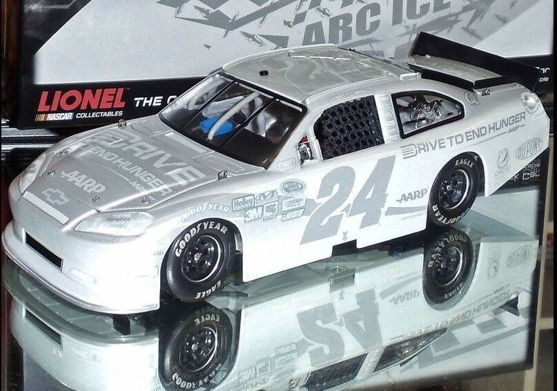 JEFF JEFF JEFF GORDON 2011 DRIVE TO END HUNGER ICE SPECIAL 1 24 SCALE ACTION DIECAST df04de