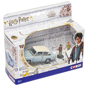 Harry Potter Mr Weasleys Enchanted Ford Anglia - Corgi CC99725