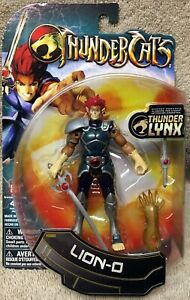 Thunder cats Lion-o Thunder Lynx Figure From Bandai