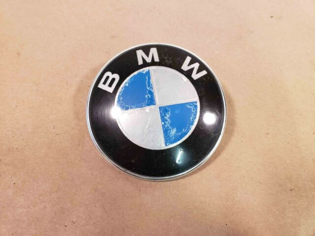 BMW E28 E30 Z3 Rear Boot Trunk Lid Emblem Badge Logo Sign 51141872969 OEM