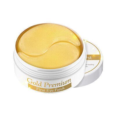 [SECRET KEY] Gold Premium First Eye Patch 60P / Korea cosmetic