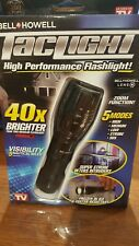 *Walther SLS 210 Tactical Torch with Bore Light Hunting//Camping//Work