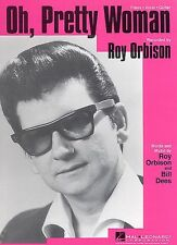 Oh Pretty Woman Sheet Music Piano Vocal Roy Orbison NEW 000351388