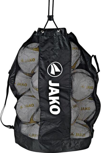 Jako Ballsack Balltasche für bis zu 20 Bälle ohne Inhalt
