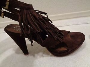 Jeffrey-Campbell-Brown-Suede-Fringe-Detail-LaLa-SZ-8-NEW
