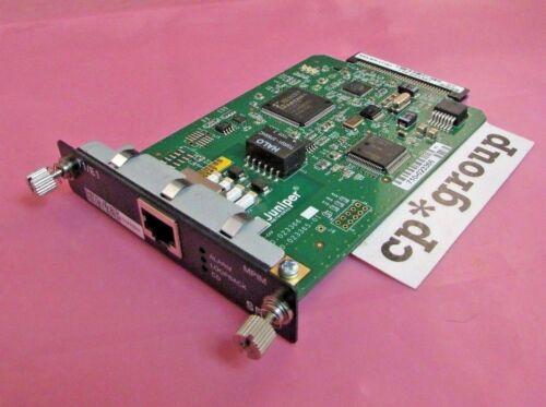 Juniper SRX-MP-1T1E1 T1 Mini Physical Interface Module m-PIM for SRX210 220 240