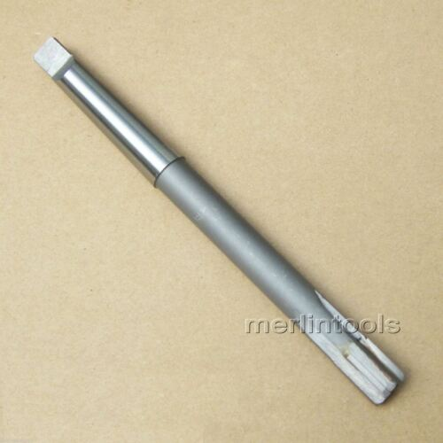 22.5mm Carbide Tipped Morse Taper Shank Milling Reamer