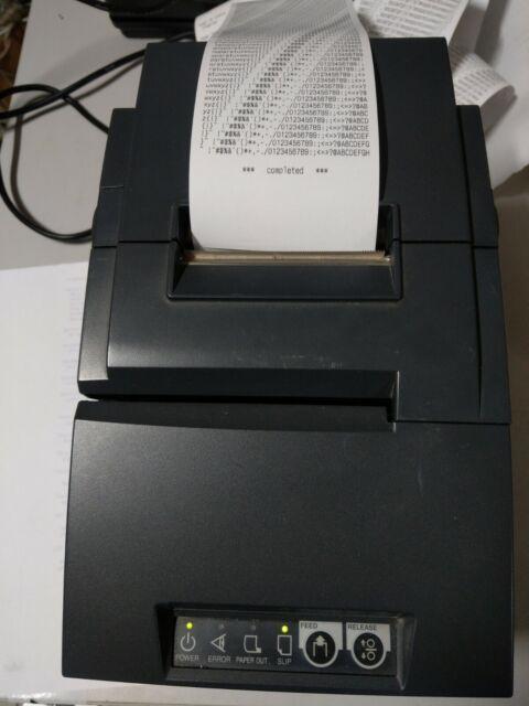 Epson Tm H6000II Parallèle Tmh M147B Imprimante Pharmacie de Tickets Caisse