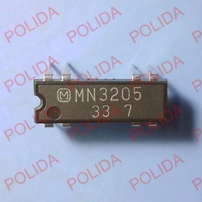 1PCS Delay analog delay pedal IC PANASONIC DIP-8 MN3205