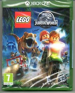 LEGO-Jurassic-World-039-New-amp-Sealed-039-XBOX-ONE-1