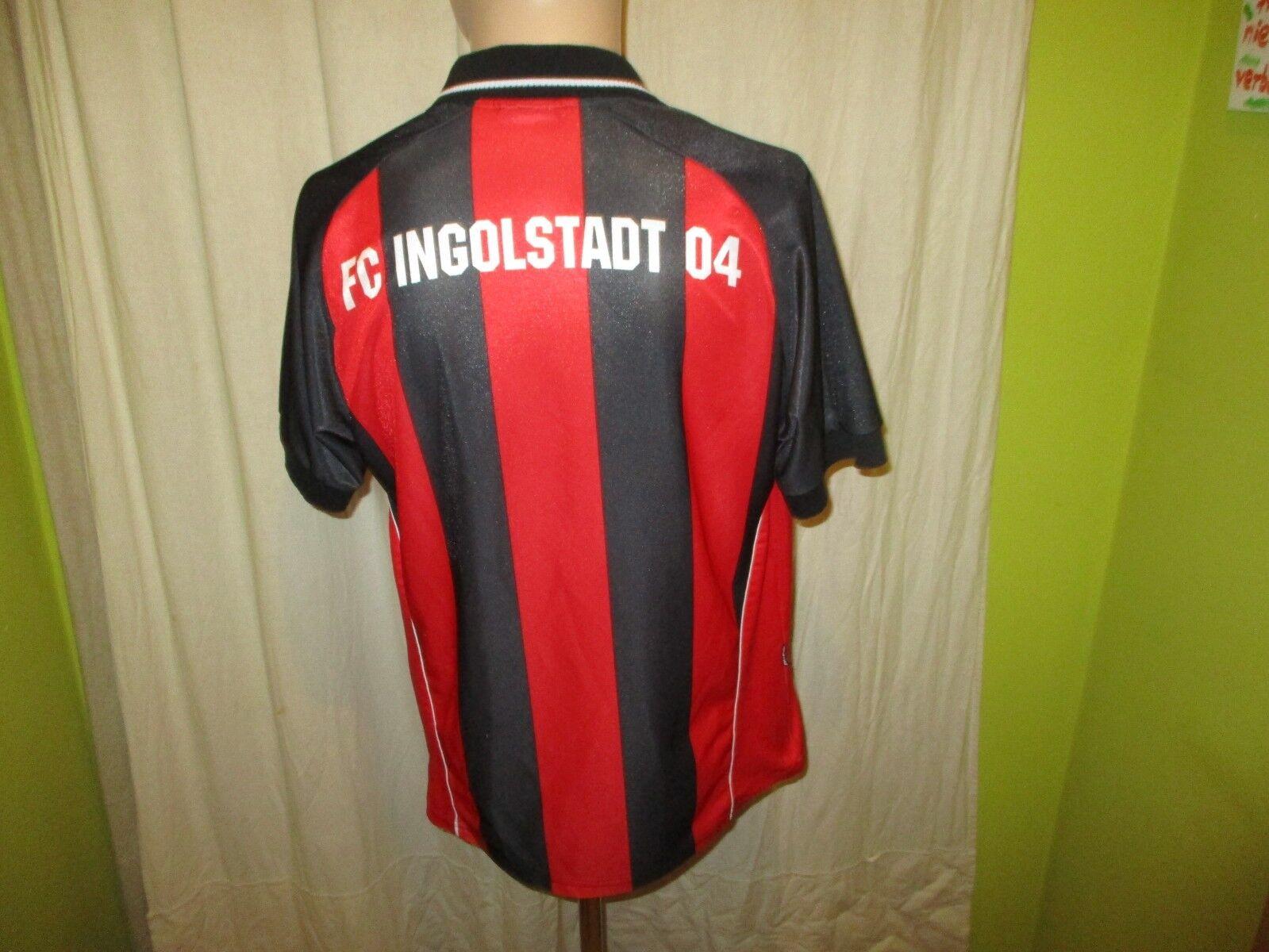 FC Ingolstadt Heim Original errea Heim Ingolstadt Trikot 2004/05