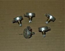 5 Ibanez Volume Potentiometers B500k Pots Quarter Size Cor Tek
