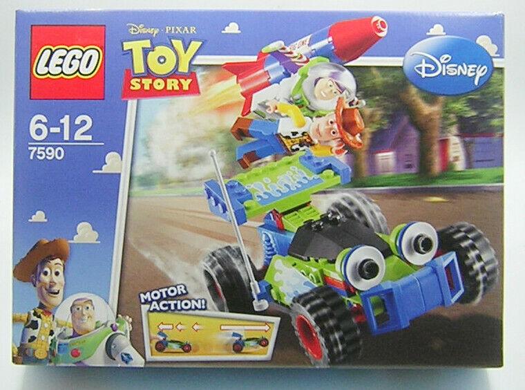 Lego juguete historia Woody y Buzz al rescate Sellado MIB