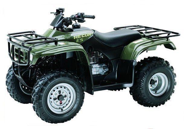 Aluminum fits Honda TRX 250 EX//X Alloy Rear Bumper 1993-1998 DG Performance 56-2002