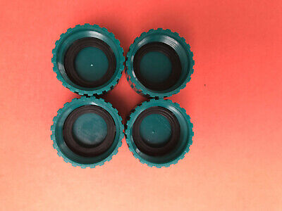 04HCGF With Washer 4 Gilmour Polymer ¾ Inch Garden Hose Caps