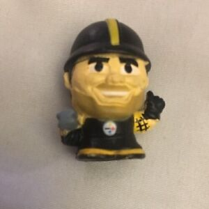 902c4bfac Image is loading Teenymates-Series-5-Pittsburgh-Steelers -Mascot-STEELY-McBeam-