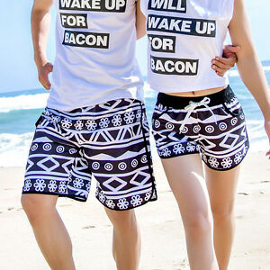 NEW-Fashion-Pattern-Surf-Boardshorts-Board-Shorts-Sports-Beach-Swim-Pants-Trunks