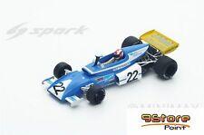 SPARK S3383 1/43 F1 MARCH EIFELLAND 721 ROLF STOMMELEN GERMAN GP 1972 PREORDER