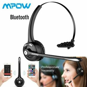 Mpow Pro Trucker Bluetooth HeadsetCell