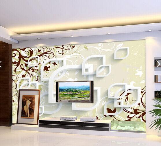 3D white-Muster 18433234 Fototapeten Wandbild Fototapete BildTapete Familie DE