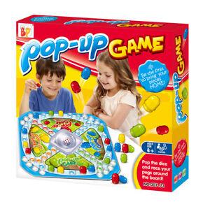 Juego de mesa Pop Up Game Atrevete a Jugar Juguete de tablero y dados familiar