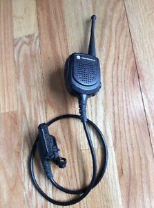 Motorola-Radio-Microphone-Mic-24-034-RMN5073B-RMN5073-XTS2500-1500-amp-Antenna