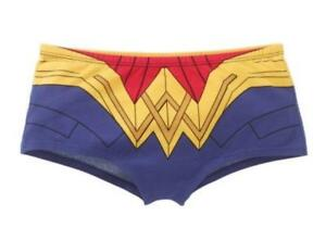 detailing promo codes better price for Details about WONDER WOMAN ~ Ladies Women's Panties Underwear ~ S (5) M (6)  L (7) XL (8) NEW