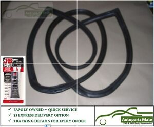 Landcruiser RJ70 BJ73 BJ74 FJ73 HZJ73 PZJ73 Windscreen Rubber WITH SEALANT