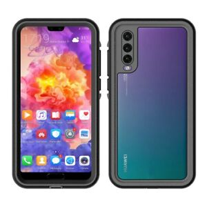 info for 31412 629de Details about For Huawei P20 Pro IP68 Waterproof Case Underwater Dustproof  Shockproof Cover