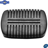 55-59 Chevy Gmc Pick Up Pickup Truck Brake Or Clutch Pedal Rubber Pad - Each