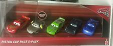 Disney Pixar Cars 3 Piston Cup Race 5 Pack Storm Spokes Swervez Brick LMcQ MIB