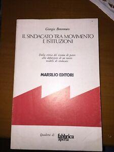 Il-sindacato-tra-movimento-e-istituzioni-Giorgio-Benvenuto-Prima-Edizione