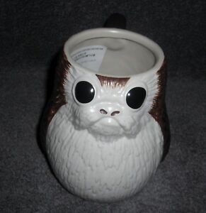 Star Wars PORG EGG CUP Star Wars The Last Jedi Ceramic Egg Cup