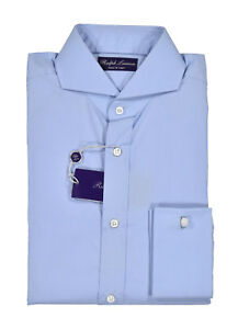 Dress Details Shirt Lauren Keaton Label Ralph About New450 Cuff Purple French FKc3T1lJ