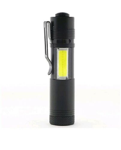 hiking Fishing Pocket Led Torch Outdoors inspection small Camping diy