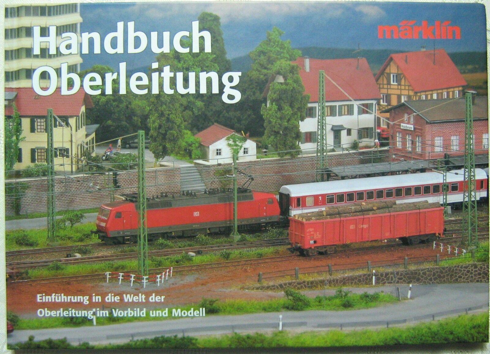 MÄRKLIN Handbuch Oberleitung 03901 2004