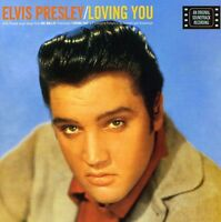 Elvis Presley - Loving You [new Cd] on Sale