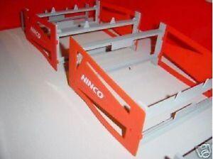 Kinderrennbahnen Spielzeug Neu In Ungebraucht Brücke Komplett Von Ninco