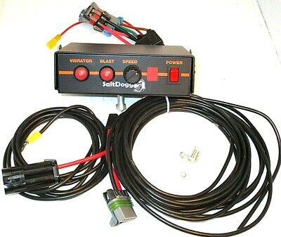 Speed Controller Kit for TGS Spreaders SaltDogg//Buyers Products 3015371