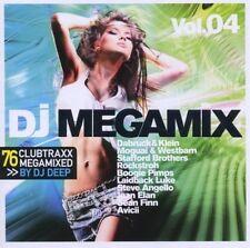 DJ Deep DJ megamix 4 (2011) [2 CD]